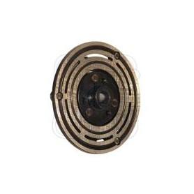 22W0017 - Plato de embrague para compresor Sanden SD6V12 - 7H15 - 7V16