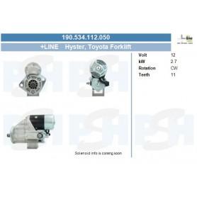128000-4110+ - Toyota 2.7 kw