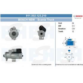 0.001.241.001+ - Scania 5.5 kw