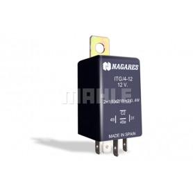 ITG412 - Intermitencia con remolque 12V. Con detección de lámpara fundida.
