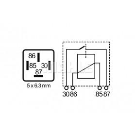 RLPA412 - Relé interruptor