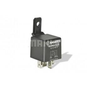 RLP512R - Relé interruptor doble salida con Resistencia