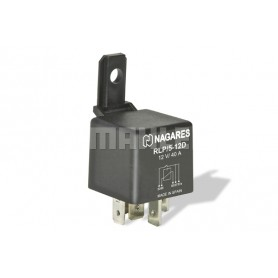 RLP512D - Relé interruptor doble salida
