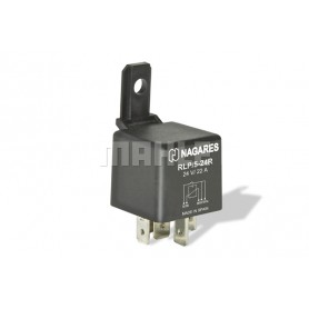 RLP524R - Relé interruptor doble salida