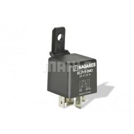 RLP524D - Relé interruptor doble salida