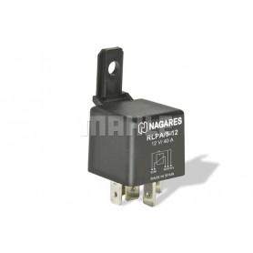RLPA512 02387 - Relé interruptor doble salida 12V 40A (Plano conex. especial)