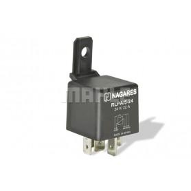 RLPA524 - Relé interruptor doble salida