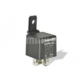 RDP512 - Relé interruptor doble contacto