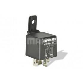 RDP512R 02155 - Relé interruptor doble contacto 12V 2X20A con Resistencia