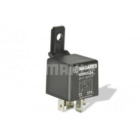 RDP524 - Relé interruptor doble contacto