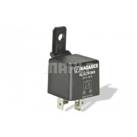 RLAC424R 02812 - Relé potencia interruptor 24V 40A ALTA POTENCIA con Resistencia