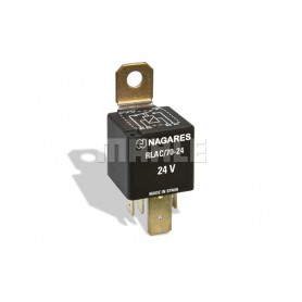 RLAC412 02687 - Relé potencia interruptor 12V 70A ALTA POTENCIA