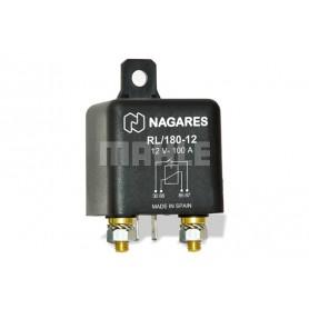 RL18012 02136 - Relé potencia interruptor 12V 100A ALTA POTENCIA