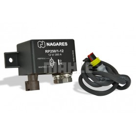 RP250112 02335 - Relé potencia interruptor 12A 300A ALTA POTENCIA