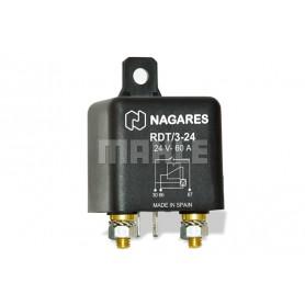 RDT324 02286 - Relé especial Protección Descarga Batería 24V 60A