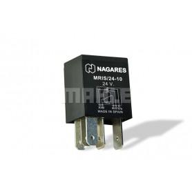MRIS2410 - 02291 Relé Micro Relé 24V 15/6A con Resistencia