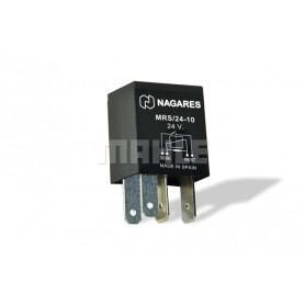 MRS2410 02289 - Relé Micro Relé 24V 15A con Resistencia