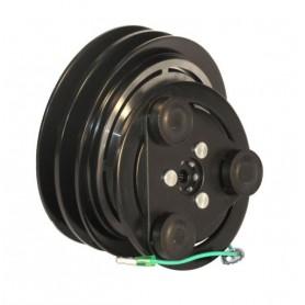 22F0007 - Embrague estándar para compresor Seltec TM08