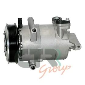 1201761X - COMPR. EQUIVAL. SC FLANGIA PV6 136mm 12v