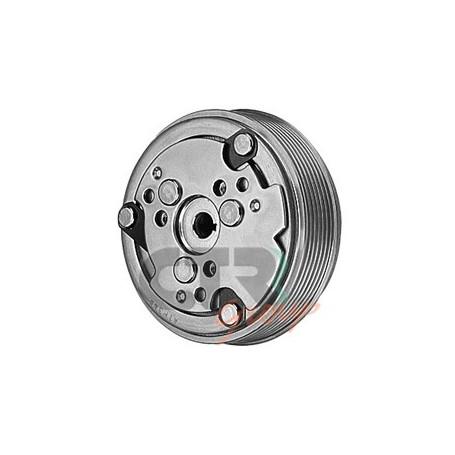 1202010 - FRIZIONE SANDEN SD508 - SD510 - SD5H14 Ï 120 mm - CARTHAGO  RECAMBIOS SL