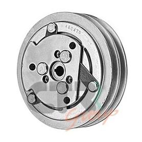 1202018 - FRIZIONE SANDEN SD505 - SD5H09 Ï 125 mm 2 A 24