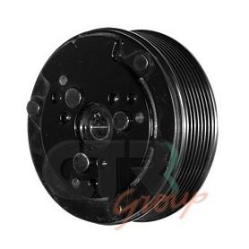 1202019 - FRIZIONE SANDEN SD508 - SD510 - SD5H14 Ï 120 mm
