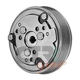 1202025 - FRIZIONE SANDEN SD709 DIAM. 120 mm 6 PV 12 VOLT
