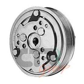 1202026 - FRIZIONE SANDEN SD508 - SD510 - SD5H14 DIAM. 125 mm