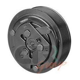 1202039 - FRIZIONE SANDEN SD7H13 - SD7H15 DIAM. 120 mm 8 PV 2