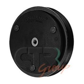 1202161 - FRIZIONE DENSO 10PA17C DIAM. 120 mm PV4 12 VOLT