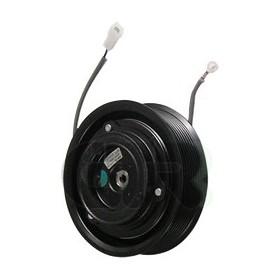 1202178 - FRIZIONE DENSO 7SBU16 - 7SBU16C DIAM. 130 mm PV9 2