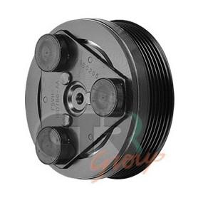 1202741 - FRIZIONE FORD FS10 - FX15 FORD DIAM. 117 mm PV6 12