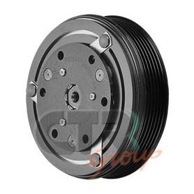 1202743 - FRIZIONE FORD FS10 - FX15 FORD DIAM. 130 mm PV6 12