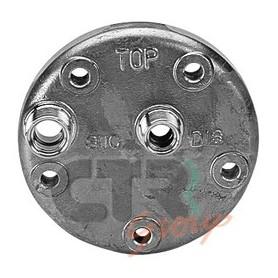 1203039 - CULATA SANDEN SD505-SD507-SD508-SD51