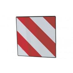 5703.00 - PLACA PANEL CARGA SOBRESALIENTE ALUMINIO 500X500MM