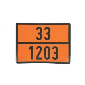 5710.00 - PLACA ADR 33/1203