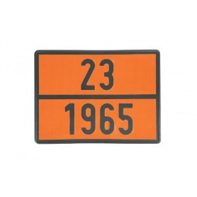 5711.00 - PLACA ADR 23/1965
