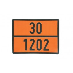 5712.00 - PLACA ADR 30/1202