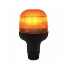 5948R.00 - LUZ ROTATIVA LED 12V/24V BASE FLEX BARRA EFECTO DESTELLANTE