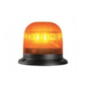5951R.00 - LUZ ROTATIVA LED 12V/24V BASE TRES TORNILLOS EFECTO DESTELLANTE
