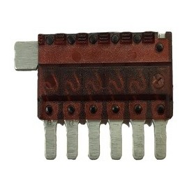 FMB75 - FUSIBLE MERCEDES BENZ 6 PINS 7.5 A