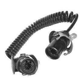 SP08 - CABLE ESPIRAL 7P 24V EBS 4M 40 MM