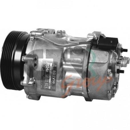 1201763X - COMPR. EQUIVAL. 7V16 VAG PV6 120mm 12v
