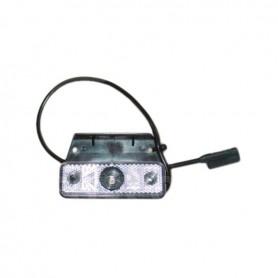 FA990061-A - LUZ DE POSICIÓN BLANCA LED C/SOP Y CAB SNAP-IN