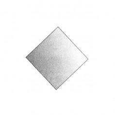 FA101182 - PANEL DE ALUMINIO PARA PEGAR SEŃAL ADR ADHESIVA