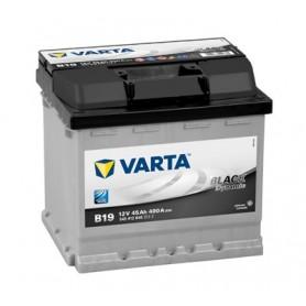 B19 - BATERÍA VARTA 45AH/400A +D 207X175X190