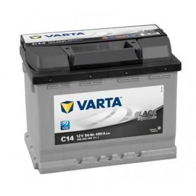 C14 - VARTA BLACK DYNAMIC 12V 56AH/480A +D 242X175X190