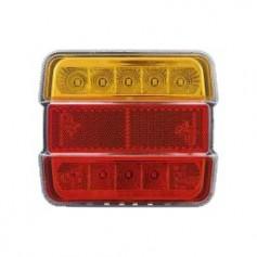 FP1004LED - PILOTO LED 4 FUNCI.AMBAR/ROJO