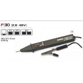 F-30 - CIRCUIT TEST Punta de prueba electrónica 2,8-48 V