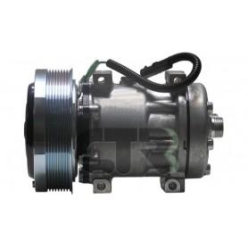 1201047 - COMPR. SANDEN SD7H15 CASE IH PV8 152mm 24v